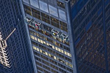 Frukost bland molnen: Tidigt inträde till skydeck på Willis Tower i ...