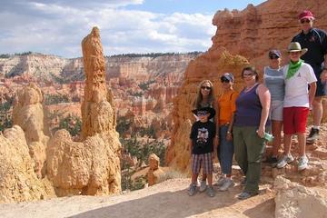 Tour di un giorno sul Bryce Canyon da Las Vegas