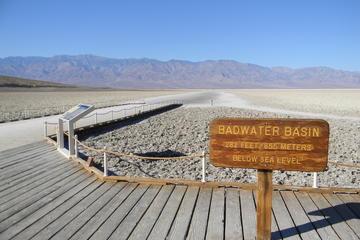Viagem de um dia ao Vale da Morte