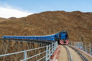 2-day Train to the Clouds, Salinas Grandes, and Humahuaca tour