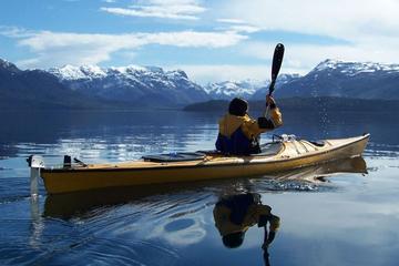 Aventura en kayak en el lago Lácar...