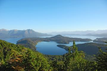 Bella Vista-trekkingtur med transport fra Bariloche