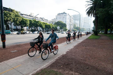 Buenos Aires North Districts Bike Tour