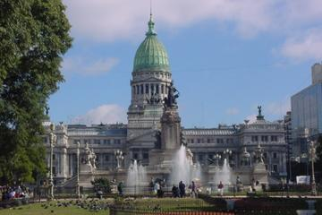 Buenos Aires Sightseeing Tour with Lunch
