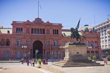 Buenos Aires super econômica: Acesso aos bastidores de estádios de...