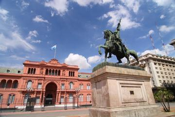 Buenos Aires-walexcursie: sightseeingtour door de stad