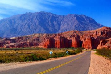 Cafayate Full-Day Tour from Salta