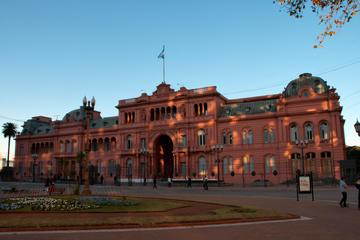 City tour a pé em Buenos Aires