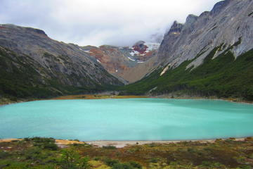 Emerald Lagoon Trekking from Ushuaia