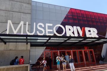 Entrada al estadio y al museo del...