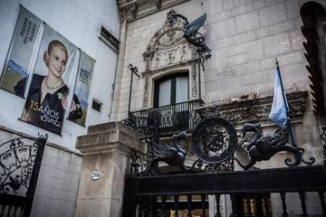 Entrada al museo Eva Perón