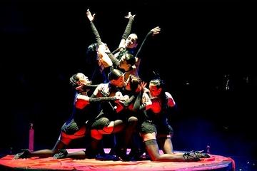 Espectáculo Señor Tango con cena opcional en Buenos Aires