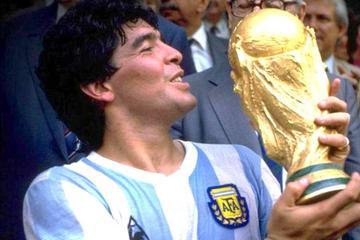 Excursão Diego Armando Maradona