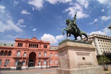 Excursão pelo litoral de Buenos Aires: excursão turística pela cidade