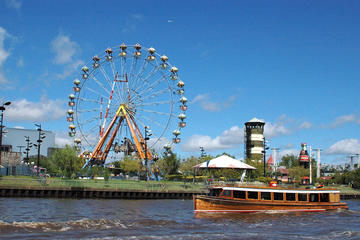 Excursión combinada de Buenos Aires: Excursión de medio día al Delta...