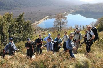 Excursión de senderismo de Cerro Falkner desde San Martín de los Andes