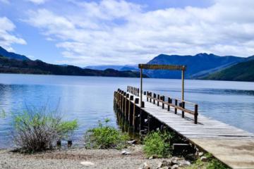 Excursión de un día a Hua Hum desde San Martín de los Andes, incluido...