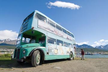 Excursión en autobús de dos pisos en Ushuaia
