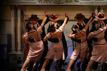 Gala Tango-show med valgfri middag i...