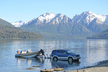 Half Day Fishing Trip On The Nahuel Huapi- Moreno Or Gutiérrez Lakes
