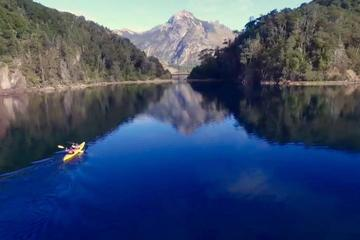 Half-Day Moreno Lake Kayak Tour from Bariloche