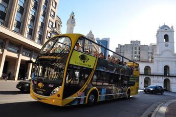 Buenos Aires Hop On Hop Off Bus Tour