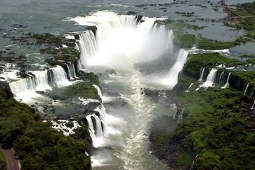 Iguazu Falls Private Day Trip from...