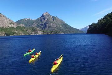 Kayak Nahuel Huapi Lake Full Day From Bariloche
