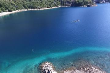 Kayak Nahuel Huapi Lake Half-Day Small Group Tour
