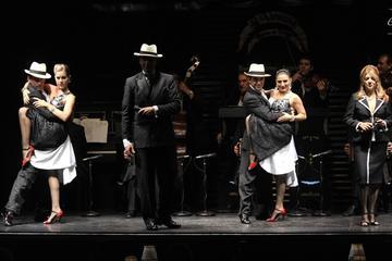 La Ventana Tango Show met optioneel diner in Buenos Aires