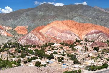 Quebrada de Humahuaca - Tagesausflug ab Salta einschließlich...