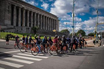 Recorrido en bicicleta por Buenos Aires: barrios de Recoleta y Palermo