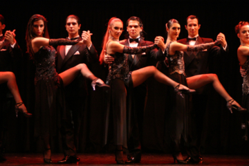 Show de tango Esquina Carlos Gardel com jantar opcional em Buenos...