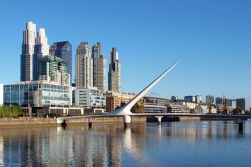 Small Group Buenos Aires City Tour and Rio Plata Boat Ride