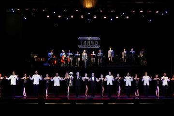 Tango Porteño Abendessen mit Show und Tangounterricht in Buenos Aires