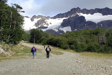 Tierra del Fuego National Park - Fahrrad- und Kanu-Tour