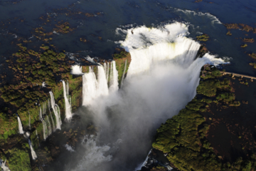 Tour de 3 nuits aux chutes d'Iguassu et en avion au départ de Buenos...
