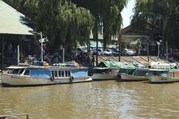 Tour di un giorno sul delta della città di Tigre da Buenos Aires