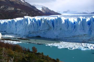 Viagem de um dia até a geleira Perito...
