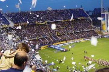 Visita entre bambalinas a los estadios de fútbol de Buenos Aires