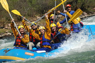 White-Water Rafting Trip on the Juramento River from Salta