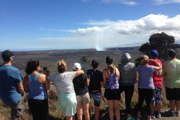 早起きの火山エクスプレス