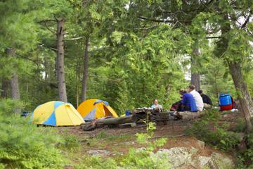 2-tägiges Big Island-Abenteuer: Schnorcheln, Wandern und Camping im...