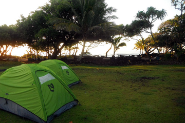 Ilha Grande em 3 dias: mergulho com snorkel, caminhada, camping e...