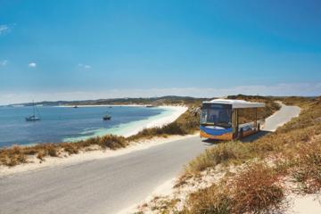 Rottnest Island Explorer Bus Tour from Hillarys Boat Harbour