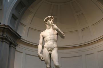 Florence Private City Walking tour including Michelangelo's David & the Duomo