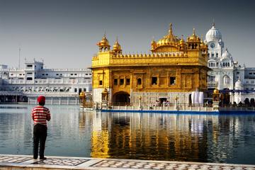 2-tägige Tour ab Delhi nach Amritsar und zum Goldenen Tempel