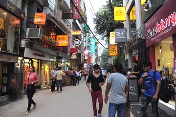 Excursão particular pela Vila Hauz Khas saindo de Deli