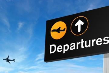 Private Departure Transfer - From Hotel to Airport in Cochin