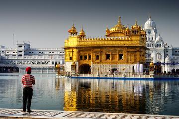 Viaje de 2 días a Amritsar y el Templo Dorado desde Delhi